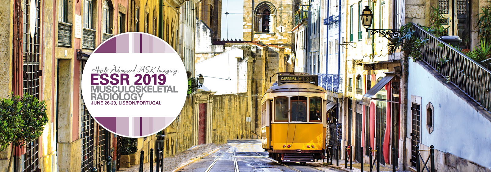 ESSR 2019 - European Society of Musculoskeletal Radiology
